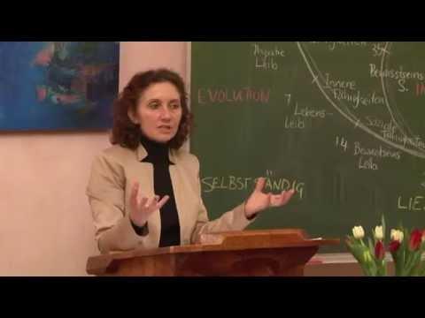 Anthroposophie und der lernfähige Mensch Vortrag Joan Sleigh in Wien 28.2.2014