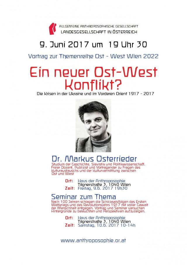 Plakat Osterrieder 9.6.2017