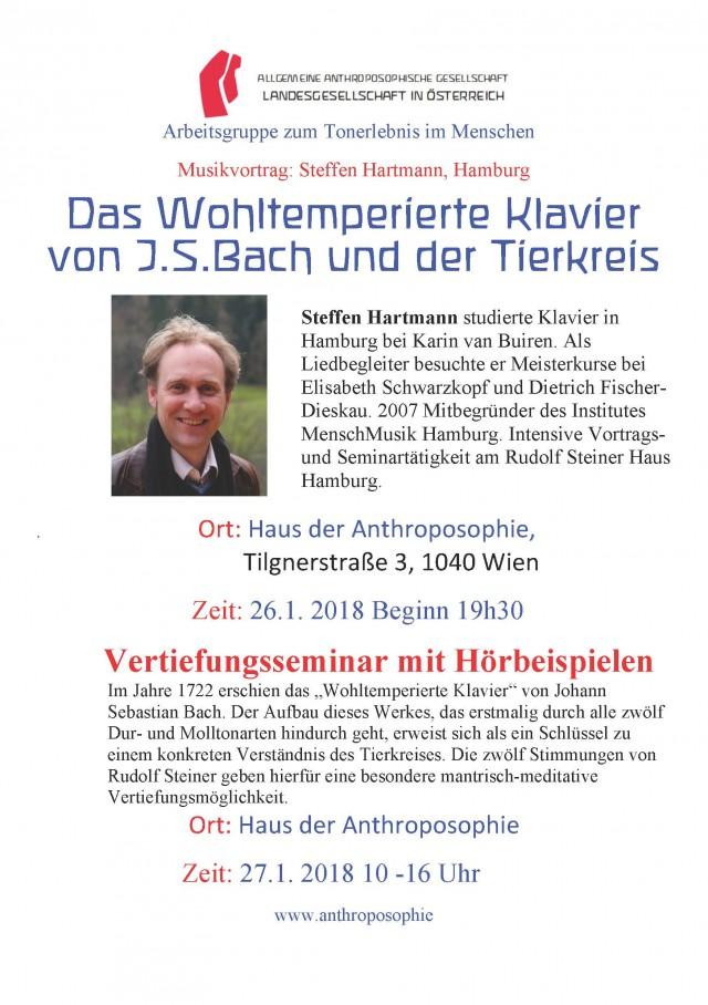 Plakat Steffen Hartmann