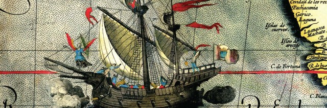 Detail_from_a_map_of_Ortelius_-_Magellan's_ship_Victoria (2)